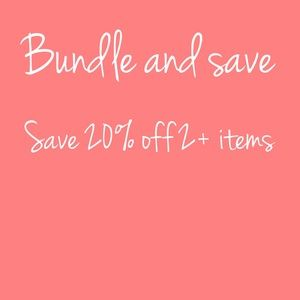 Accessories - Bundle and save